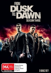From Dusk Till Dawn - Season 3 | DVD