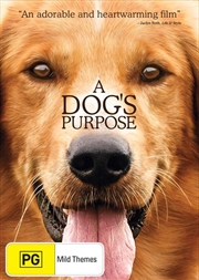 A Dogs Purpose | DVD