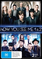 Now You See Me / Now You See Me 2 | Double Pack