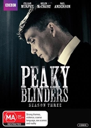 Peaky Blinders - Season 3 | DVD
