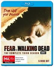 Fear The Walking Dead - Season 3 | Blu-ray
