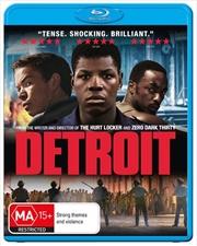 Detroit | Blu-ray