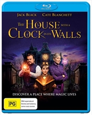House With A Clock In Its Walls, The | Blu-ray