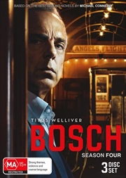 Bosch - Season 4 | DVD