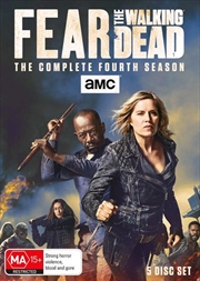 Fear The Walking Dead - Season 4 | DVD