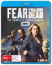 Fear The Walking Dead - Season 4 | Blu-ray