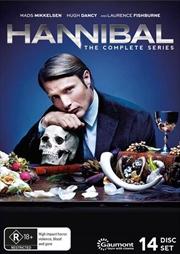 Hannibal - Season 1-3
