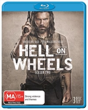 Hell On Wheels - Season 2 | Blu-ray