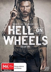Hell On Wheels - Season 2 | DVD