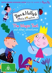 Ben And Holly's Little Kingdom - The Magic Test | DVD