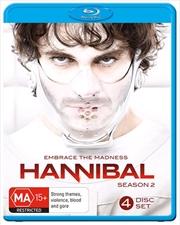 Hannibal - Season 2 | Blu-ray