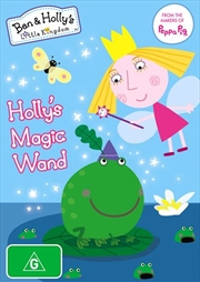 Ben And Holly's Little Kingdom - Holly's Magic Wand | DVD