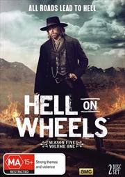 Hell On Wheels - Season 5 | DVD