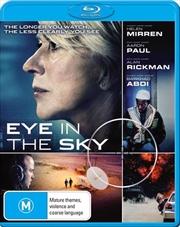 Eye In The Sky | Blu-ray