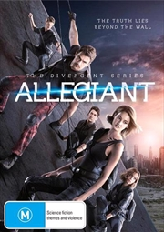 Divergent Series - Allegiant, The | DVD