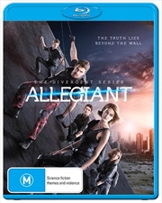 Divergent Series - Allegiant, The | Blu-ray