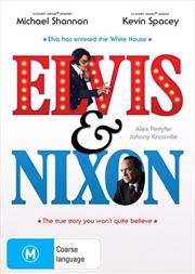 Elvis and Nixon | DVD
