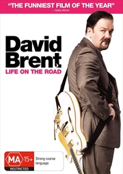 David Brent - Life On The Road | DVD