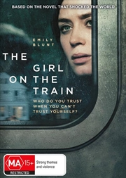 Girl On The Train, The | DVD