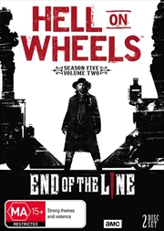 Hell On Wheels - Season 5 - Part 2 | DVD