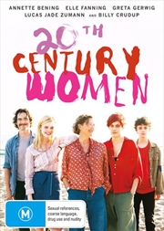 20th Century Women | DVD