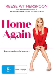 Home Again | DVD