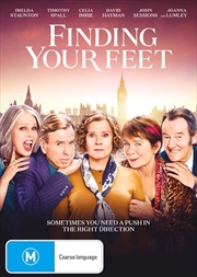 Finding Your Feet | DVD