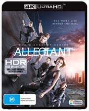 Divergent Series - Allegiant | UHD, The