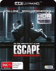 Escape Plan | UHD