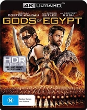 Gods Of Egypt | UHD