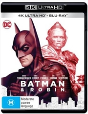Batman And Robin | UHD