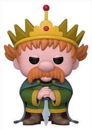 Disenchantment - King Zog Pop! Vinyl