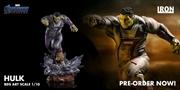Avengers 4: Endgame - Hulk 1:10 Scale Statue | Merchandise