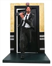 John Wick - Running Gallery PVC Diorama | Merchandise
