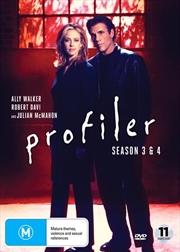 Profiler - Season 3-4