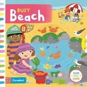 Busy Beach: Busy Books