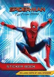 Spider-Man Far from Home Sticker Activity Book