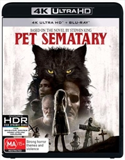 Pet Sematary | Blu-ray + UHD