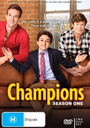 Champions - Season 1