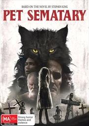 Pet Sematary | DVD