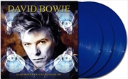 Glass Spider Tour - Limited Edition Blue Coloured Vinyl
