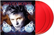 Glass Spider Tour - Limited Edition Red Coloured Vinyl
