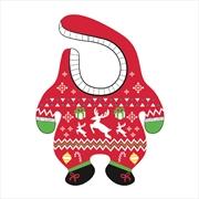 Xmas Sweater Bib