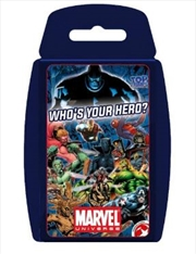 Top Trumps - Marvel Universe | Merchandise