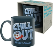 Frosty The Snowman - Chill Out Jumbo Mug
