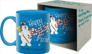 Frosty The Snowman - Jolly Ceramic Mug