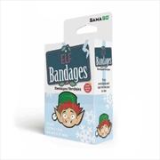 Elf Christmas Bandages