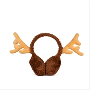 Reindeer Ear Muffs | Miscellaneous