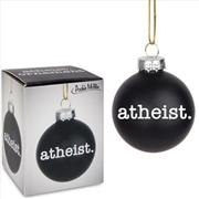 Atheist Ornament - Archie McPhee