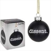 Dissent Ornament - Archie Mcphee